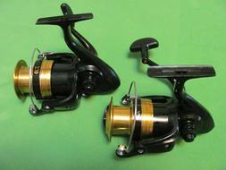 1 pair of d shock 4000b spinning