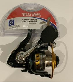blue river 1000 fishing spinning reel size