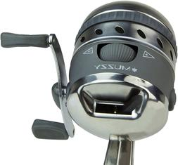 Muzzy Bowfishing 1069 XD Pro Spin Style Reel with Integrated