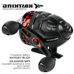 brutus high speed spincast fishing reel 10lb