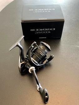 Shimano Exsence BB 4000MXG Spinning Fishing Reel SHIPPED FRO