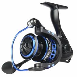 Fishing Spinning Reel 9 +1 BB Lightweight Smooth Bass Castin