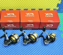 Shimano FX FC Spinning Reels CHOOSE YOUR MODEL!