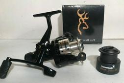 high power 3000 spinning reel w spare
