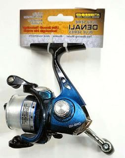 HT Denali Blue Series Spinning Reel with Line, Ultra Smooth