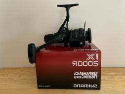 Shimano IX 2000R spinning reel