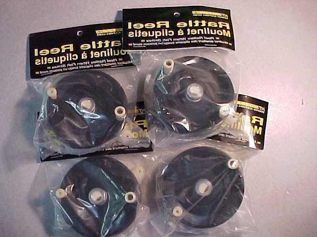 4 new ht little jigger rattle ice