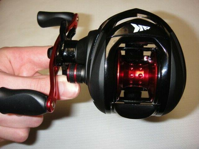 brutus baitcasting spinning reel brand new