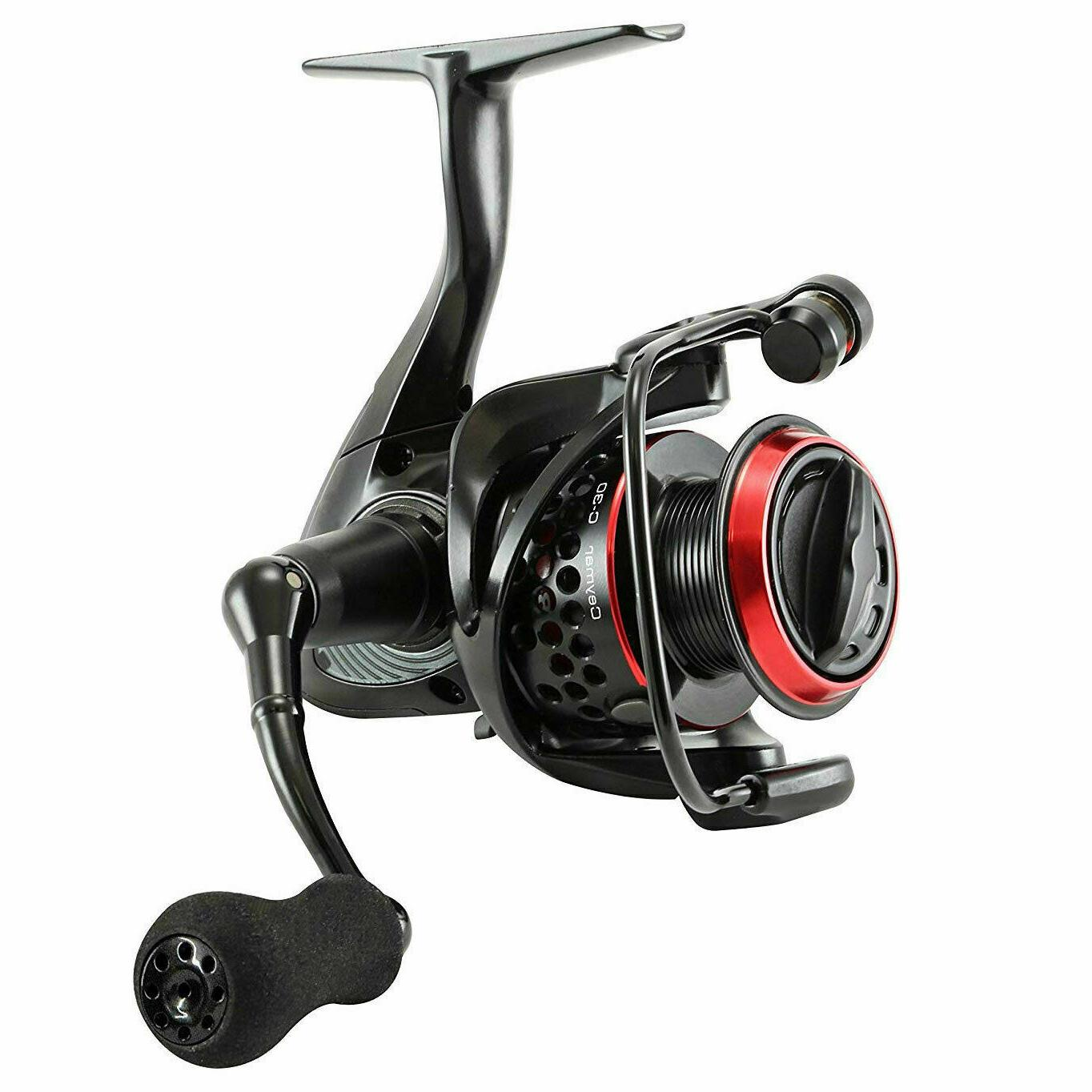 ceymar c 30 spinning reel fishing tackle