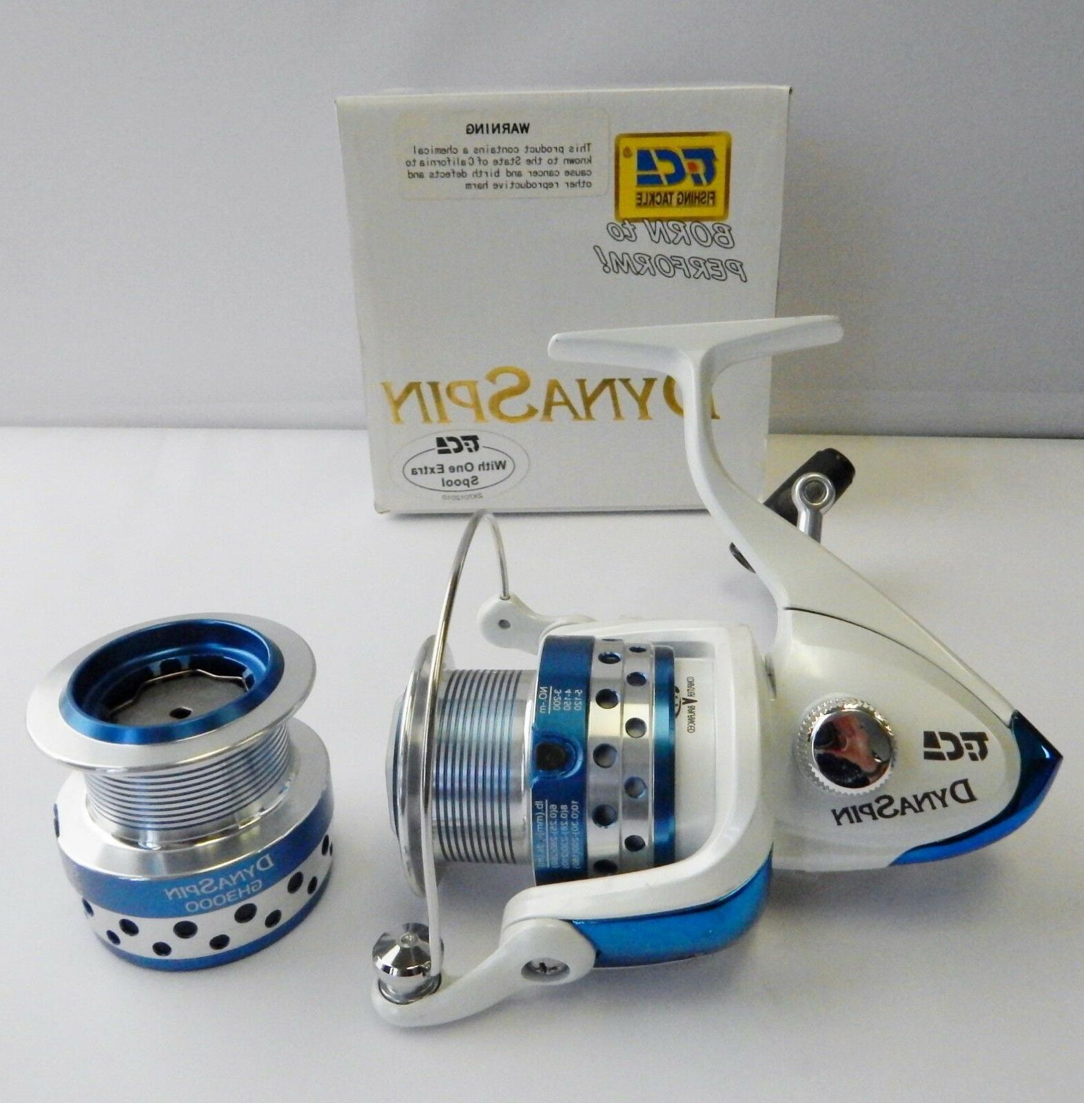 Tica Dynaspin 1500-3000 Spinning