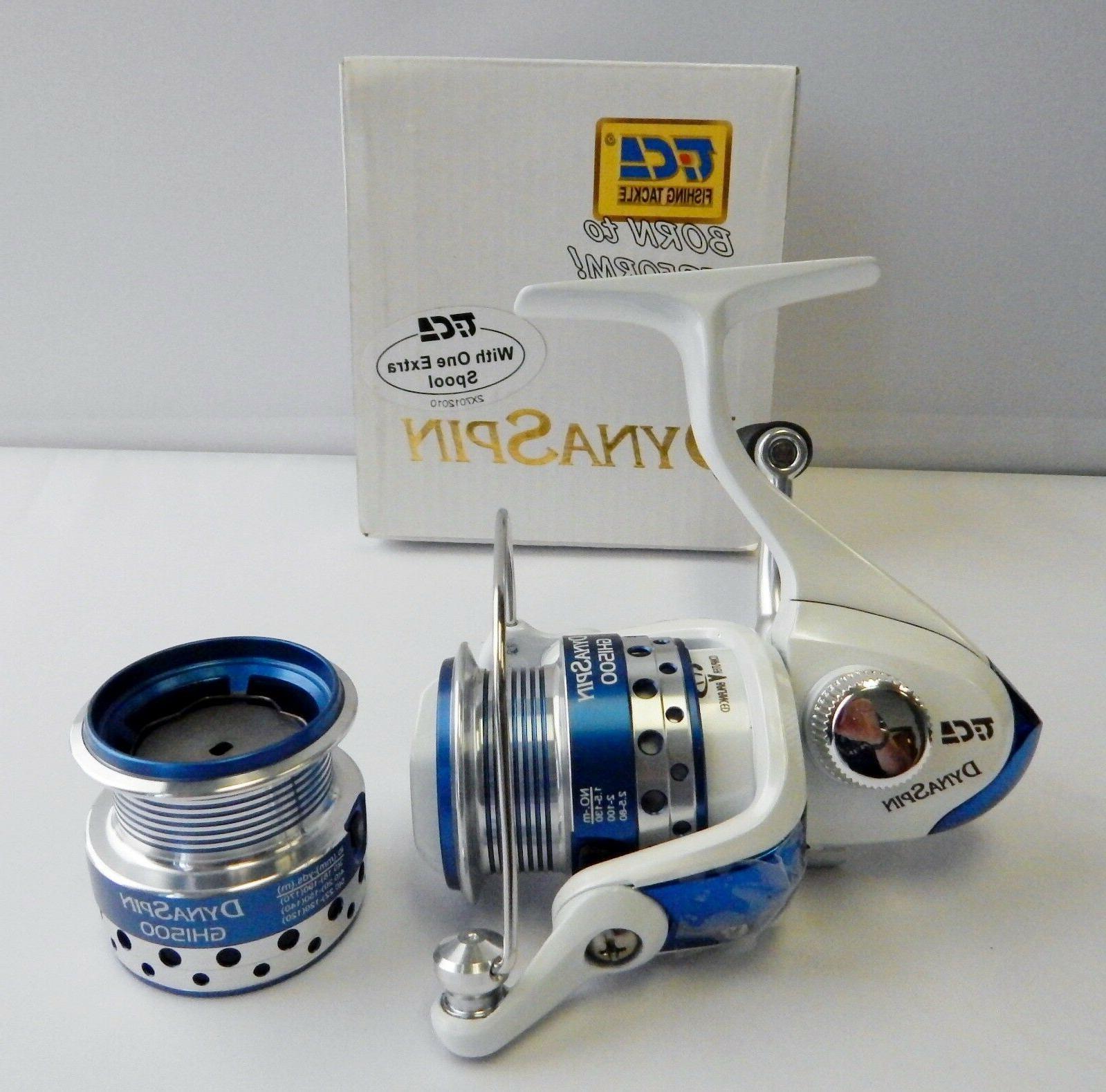 Tica Series 1500-3000 Reels