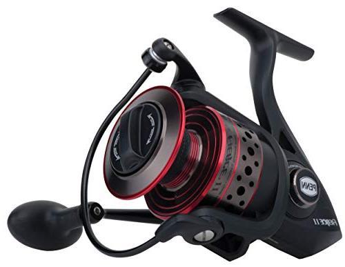 fierce ii 2500 spinning fishing