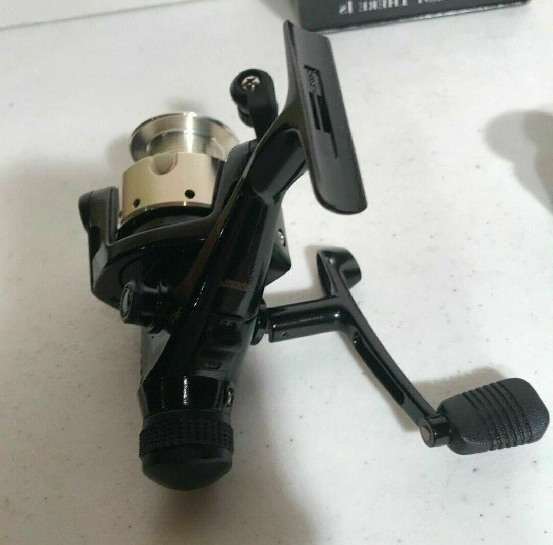 Browning Spinning Reel w/spare New