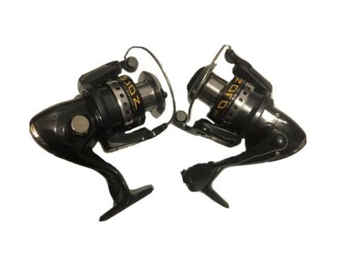 lot of 2 solo 30 spinning fishing
