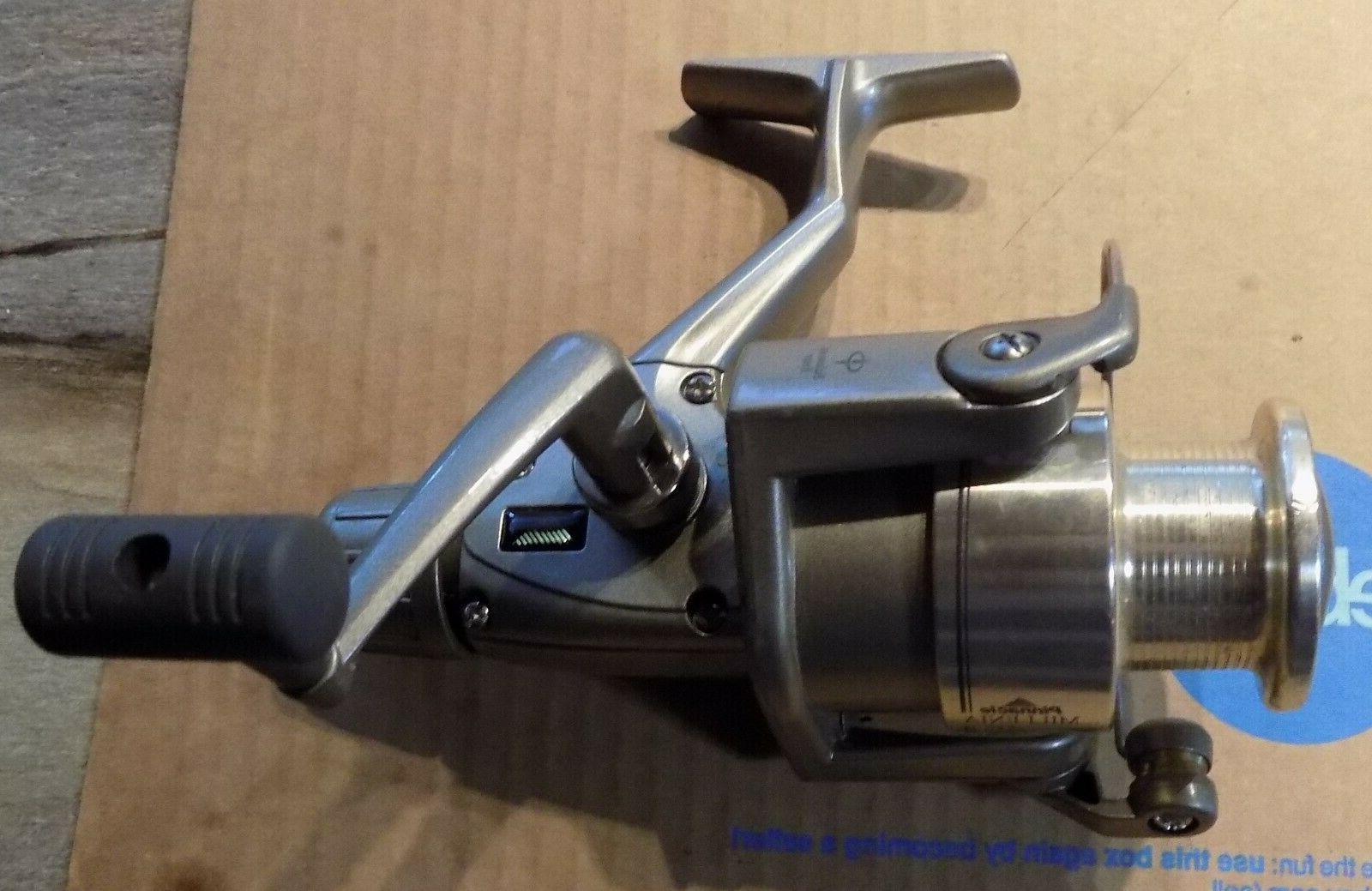 millenia fishing spinning reel 8 200 12