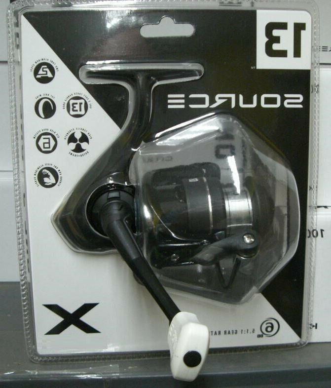 one 3 source x 4000 spinning reel