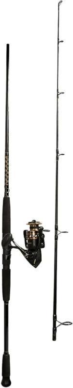 Penn Battle Ii Spinning Fishing Rod And Reel Combo 5000- 8'