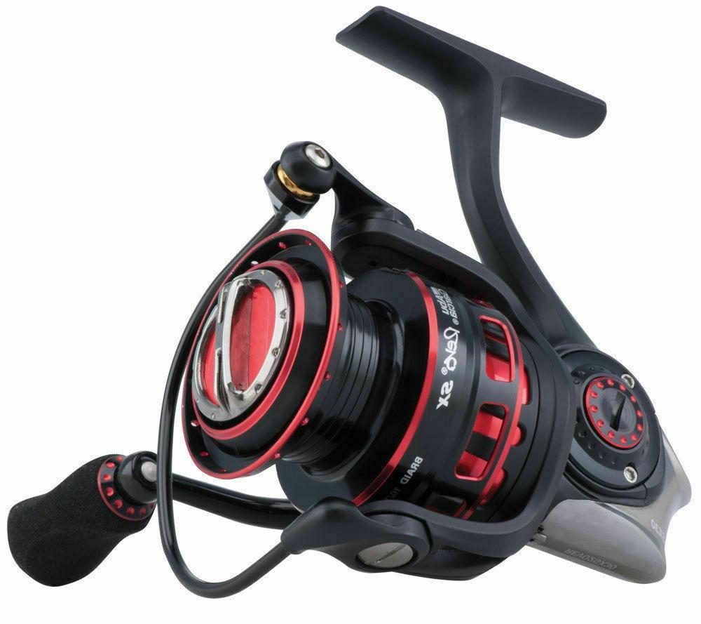 revo sx spinning reel brand new all