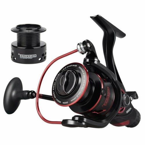 KastKing Spinning Live Liner Bait Fishing Action HOT