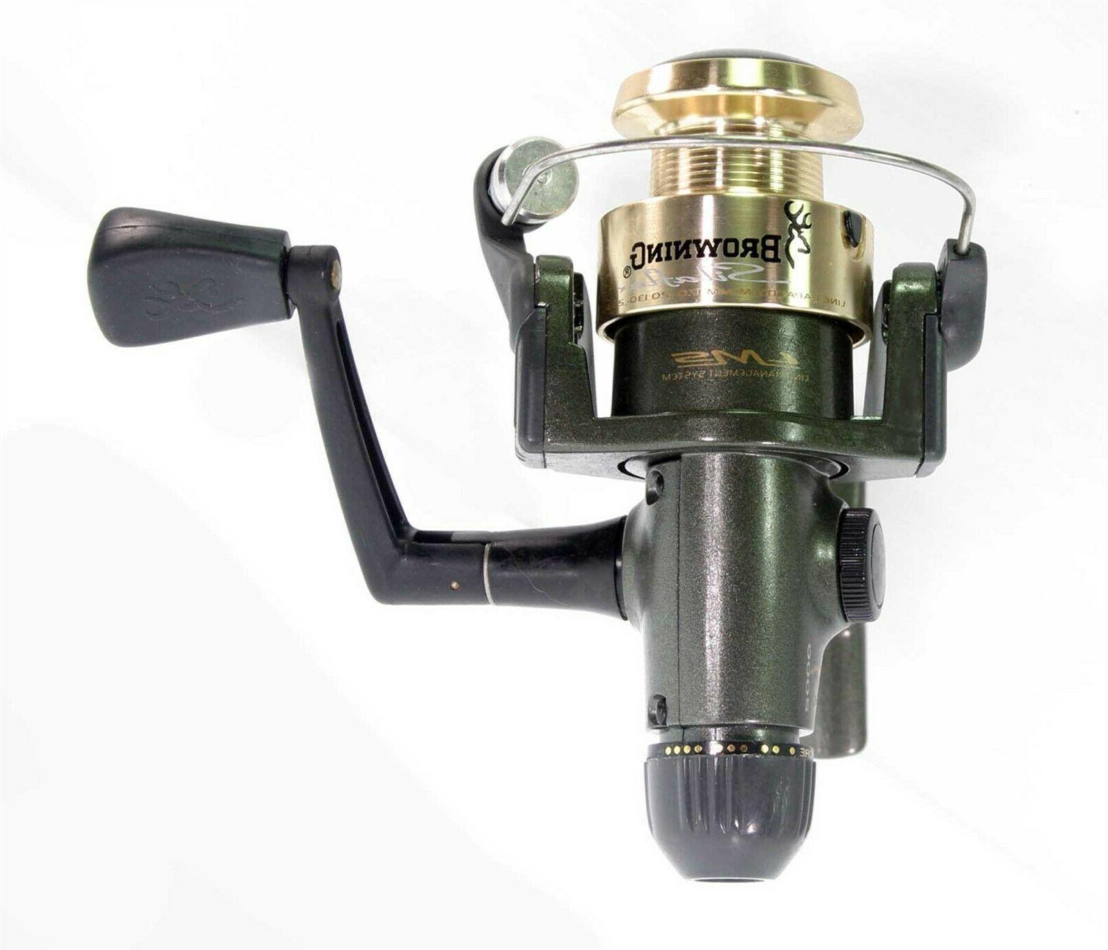 silaflex 2000 spinning fishing reel brand new