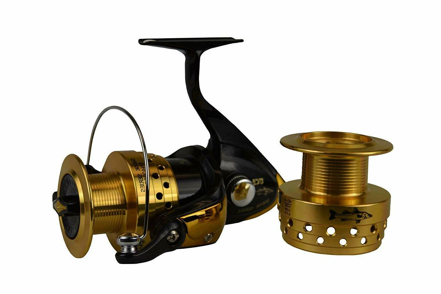 sn4000s snook fish collector spinning