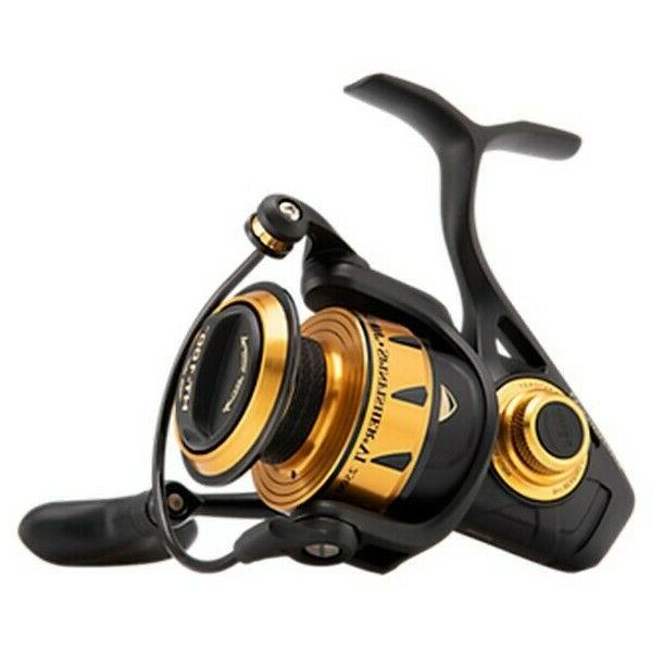 spinfisher vi spinning reel all models brand