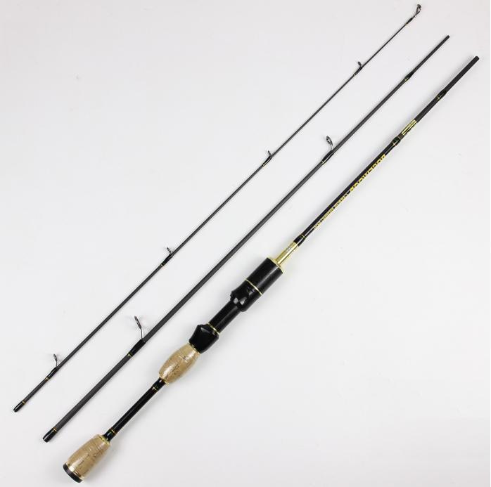 spinning fishing rod travel portable carbon fiber