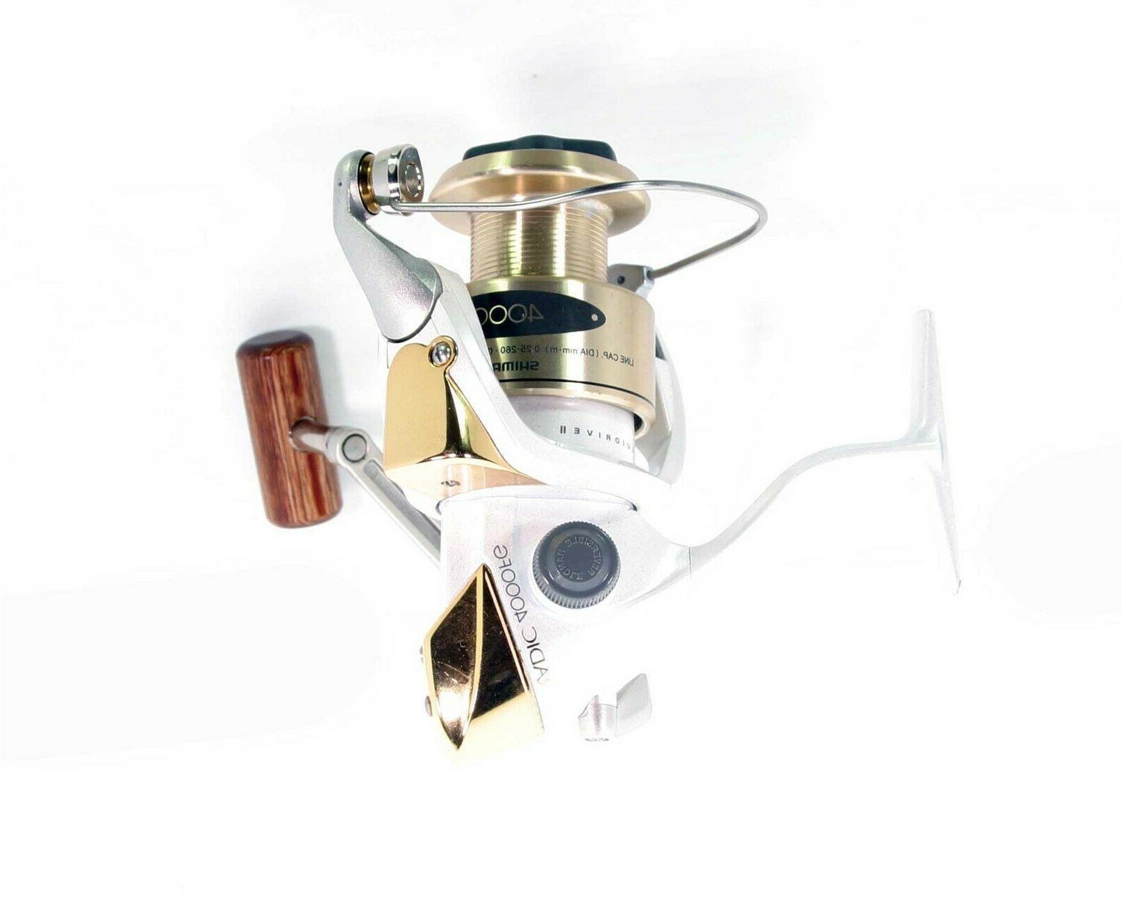 stradic 4000fg spinning fishing reel japan brand