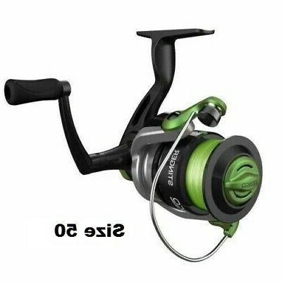 zebco fishing stinger size 50 spinning reel