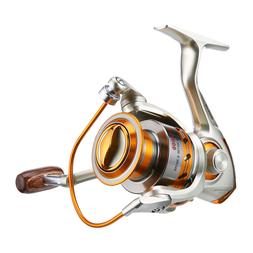 Large Spinning Reel Baitfeeder Saltwater Surf Catfish Fishin