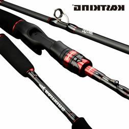 Max Steel Rod Carbon Spinning Casting Fishing Rod with 1.80m