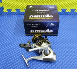 Okuma Safina Pro 3 Bearings + 1 Roller Bearing 4.8:1 12/300