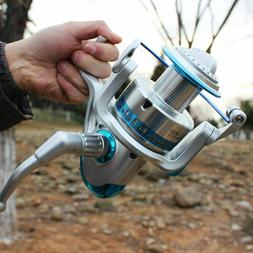 SB10000 High Speed Saltwater Metal Spinning Fishing Reel Lar
