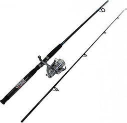 Sea Fishing Combo Rod And Reel Saltwater 7 Ft Medium Heavy S