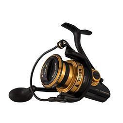 Penn Spinfisher VI Long Cast Spinning Fishing Reel, Black Go
