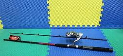Zebco Spinning Combo OPTIX OPS702MHB 7' Rod OP60 Size 60 Ree
