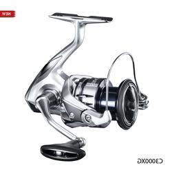 SHIMANO Stradic  C3000XG Spinning Reel 6.4:1 Gear Ratio STC3