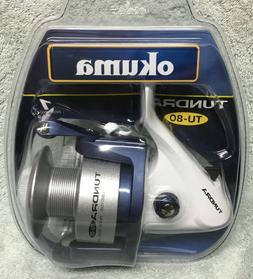 tundra size 80 spinning reel free shipping