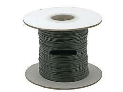 Wire Cable Tie Vinyl Coated 290 m Black 1 reel Twist Tie Cab