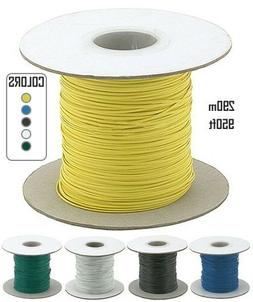 950FT 290M Vinyl Coated Twist Tie Cable Wire Rope Packaging